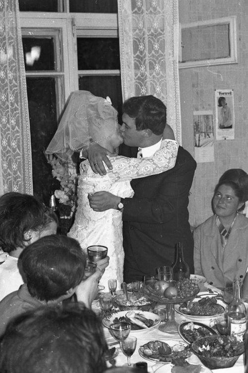 Свадьбы в СССР. Как это было