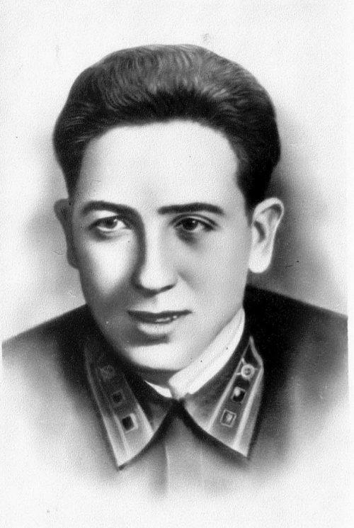 Рубен Ибаррури - герой Сталинградской битвы