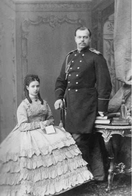Судьба датской принцессы в России