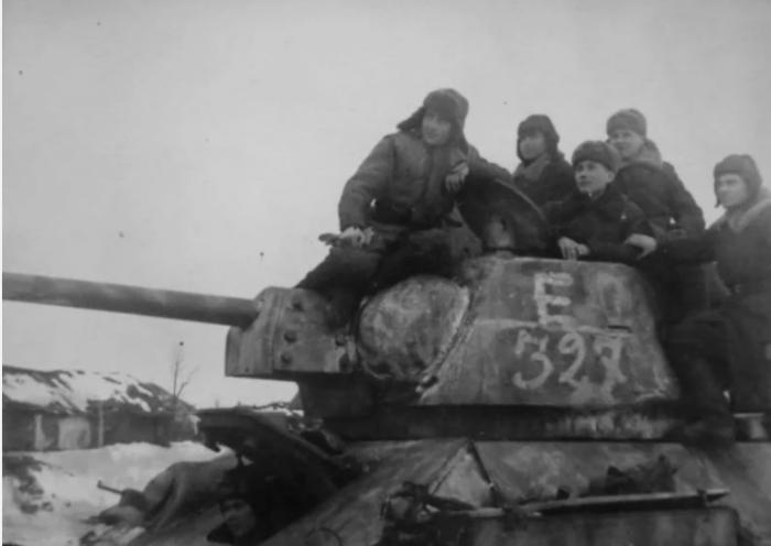 Сталинградский «котёл»