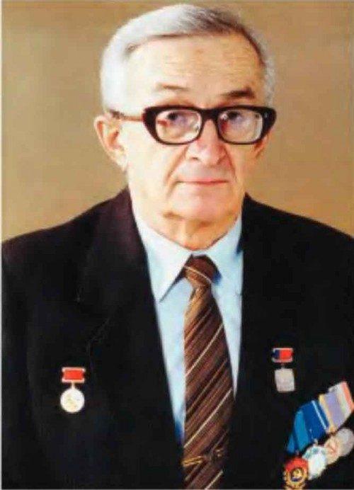 Игорь Стечкин - выдающийся русский оружейник