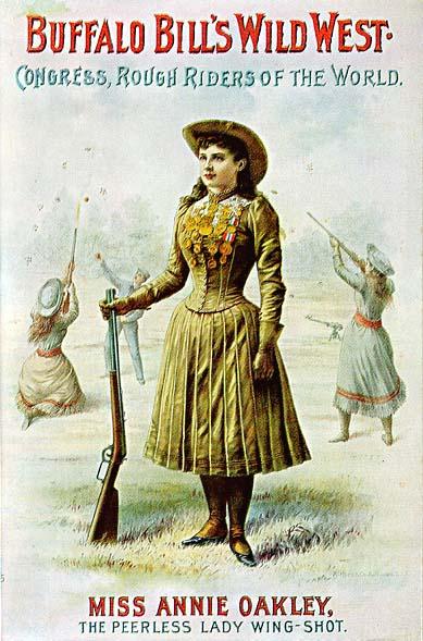 Энни Оукли: легенда американских стрелков