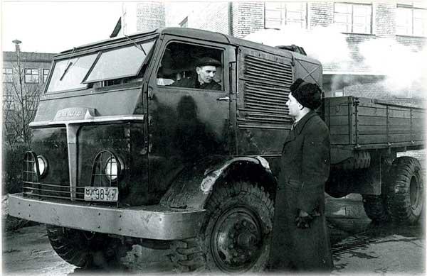Паромобили ХХ-го века советского производства