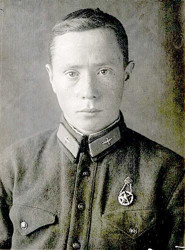 Мастер воздушного боя Павел Пологов