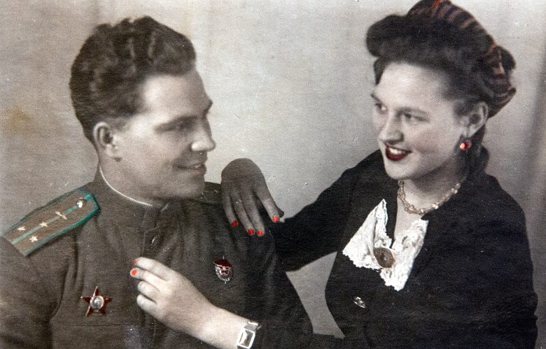 Военные истории любви