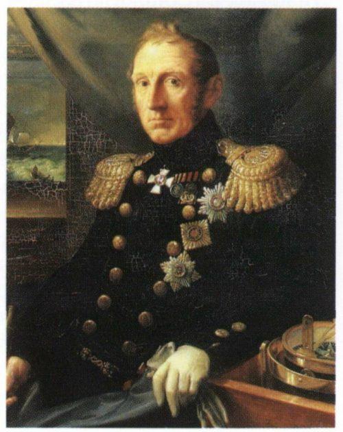 Адмирал Алексей Грейг