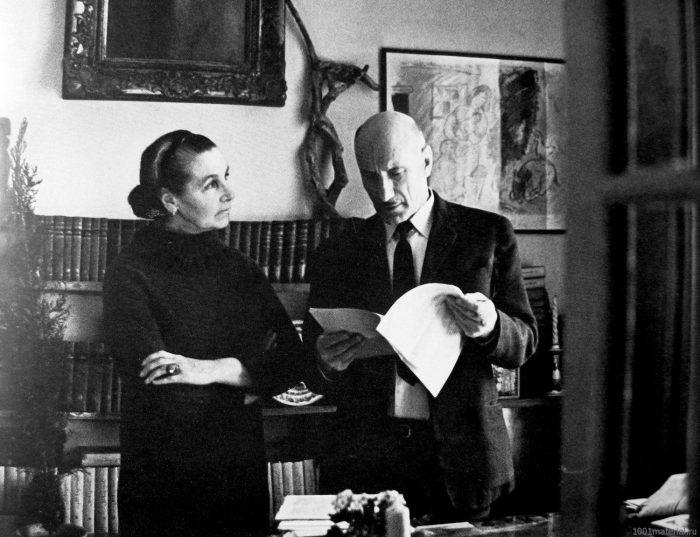 Портрет на двоих — Тамара Макарова и Сергей Герасимов