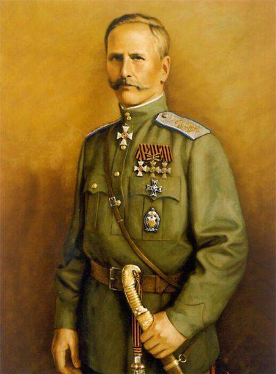 Генерал от кавалерии, георгиевский кавалер Фёдор Артурович Келлер