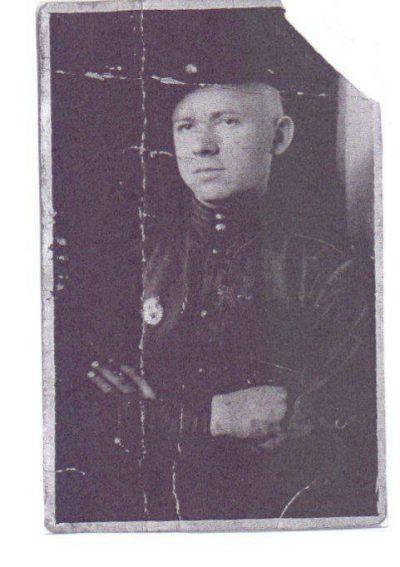 Сын полка Николай Морозов