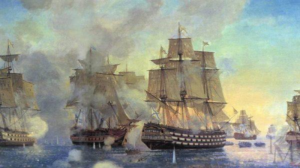 Иван Фёдорович Крузенштерн — прославленный российский мореплаватель