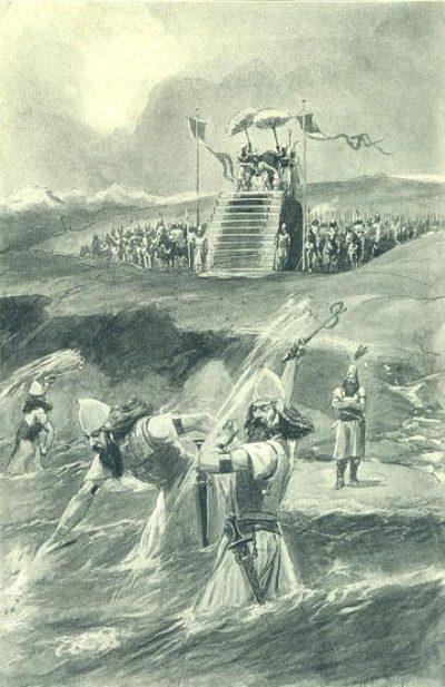 Ксеркс I — «ужас народов»