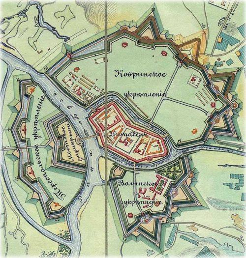 Кто и когда построил Брестскую крепость