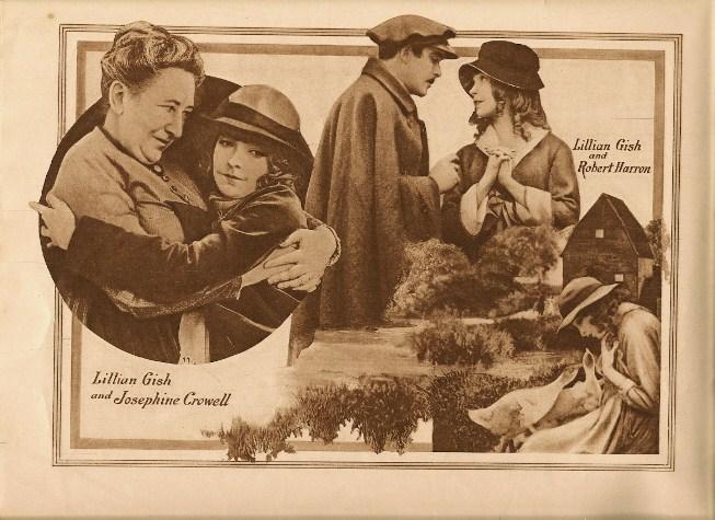 Лилиан Гиш: первая звезда американского кино