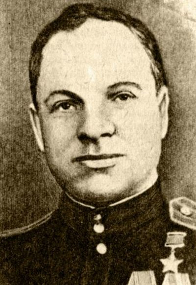 Герой Советского Союза Феоктист Александрович Барбасов