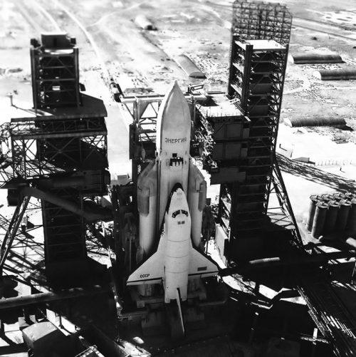 Последний «Буран» Советского Союза