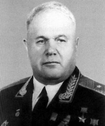 Один из основателей РВСН, Герой Советского Союза Степан Штанько