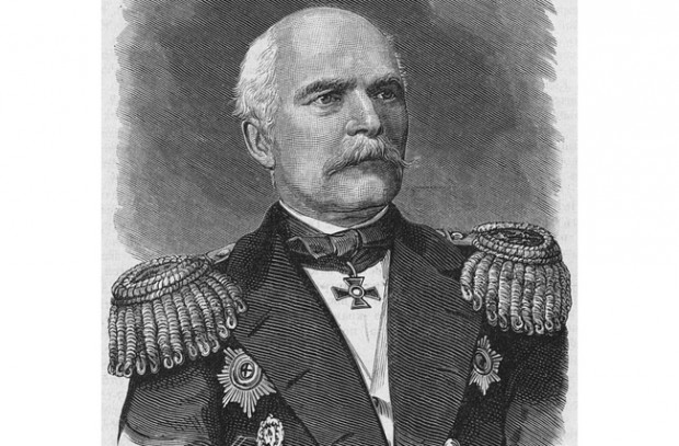 Молодецкий поступок адмирала Невельского