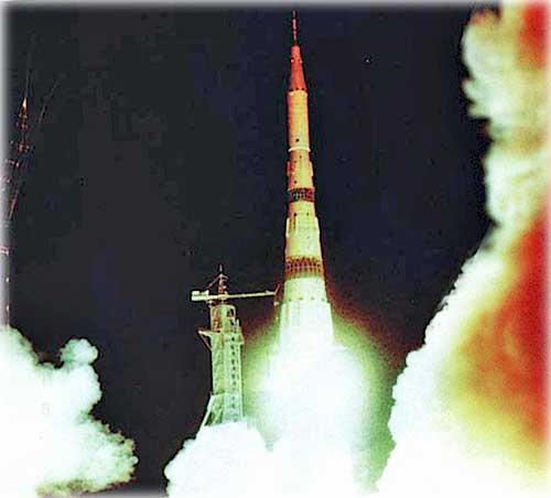 О советском мега-ракетоносителе Н-1