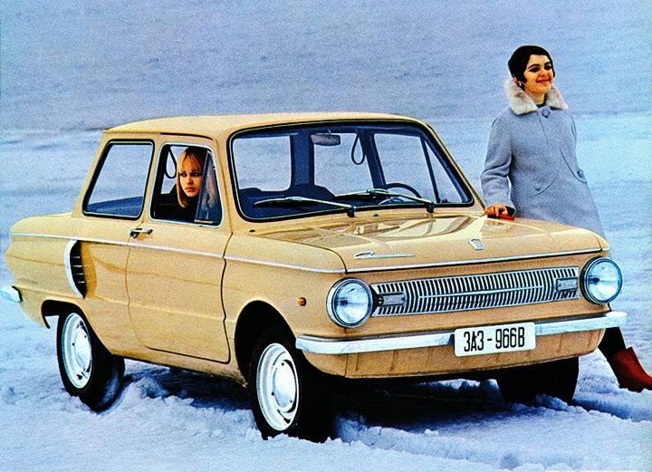 Глянец советского автопрома