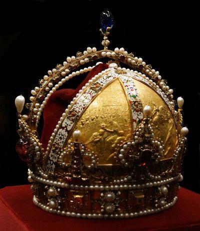 Безумный император Рудольф II