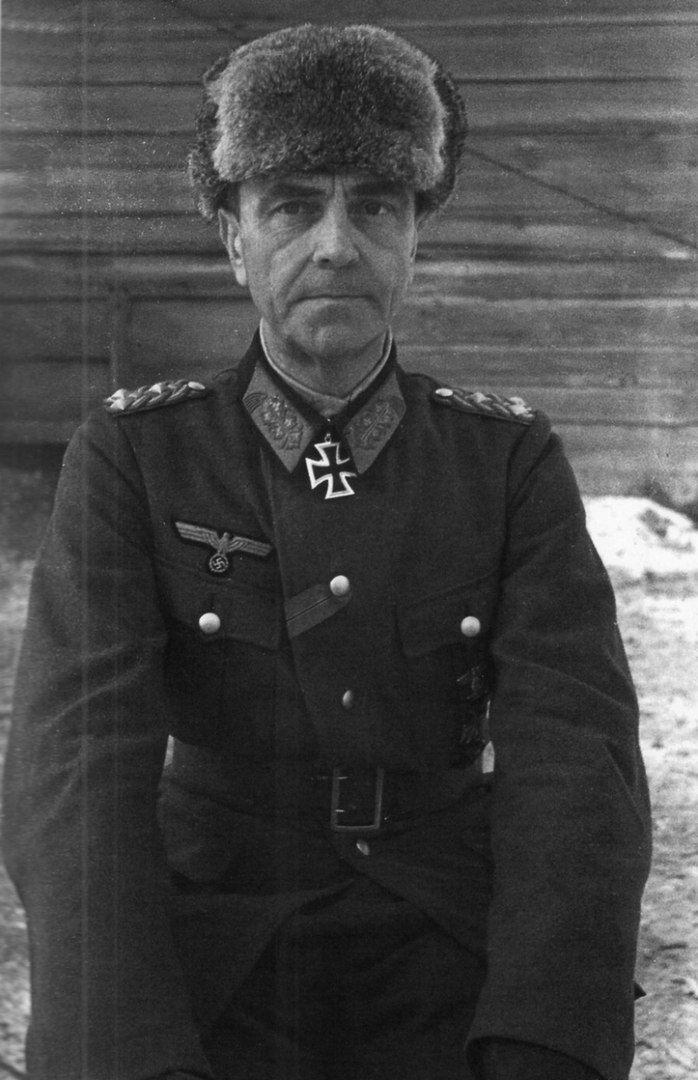 Русские травы для генерала Паулюса