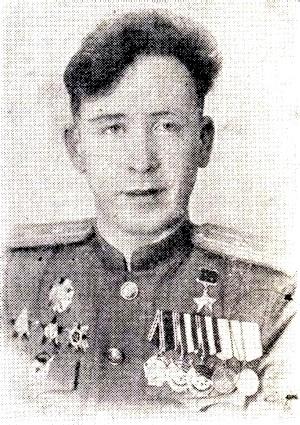 Герой Советского Союза Алексей Алексеевич Губанов
