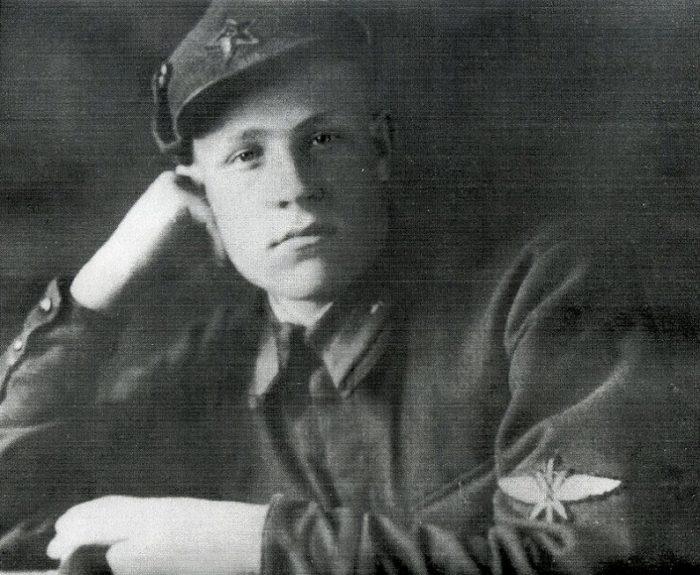 Летчик Иван Кудашкин. Пять секунд на подвиг