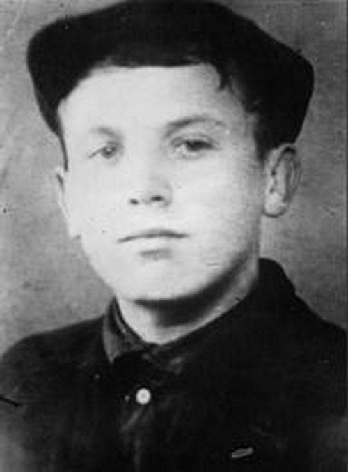 Бессмертный подвиг Алексея Картошова