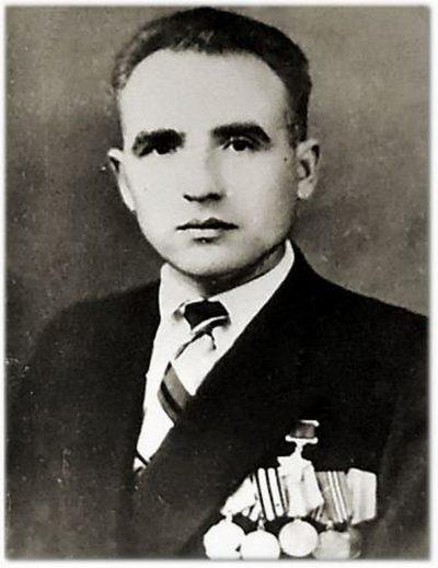 Герой Советского Союза Владимир Чудайкин