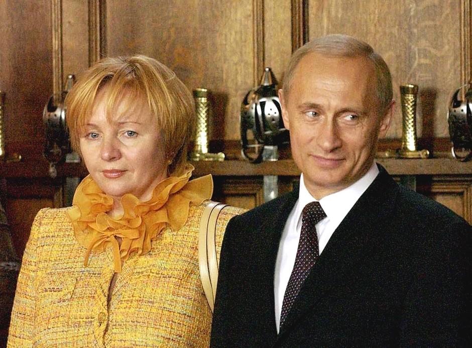 Загадка Людмилы Путиной