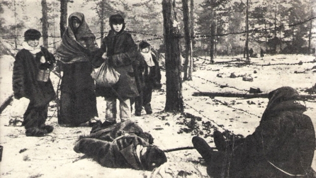 Озаричи были хуже Освенцима