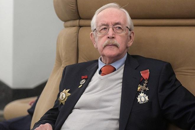 Выдающийся актер Василий Ливанов