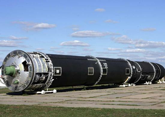 """""""Царь-ракета"""". Тяжелая жидкостная ракета 15А18М (SATAN)"""