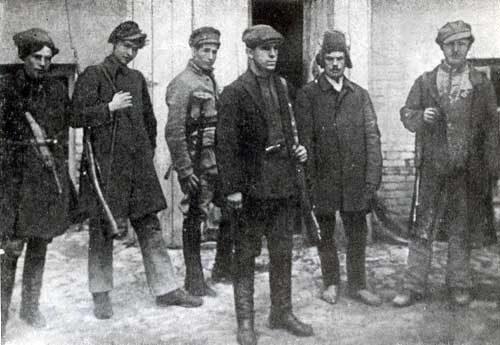 «Черные мстители» – хозяева Москвы