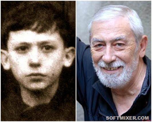 Детство советских актёров