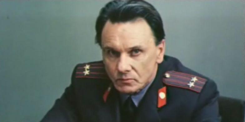 Роковой выстрел актера Юматова