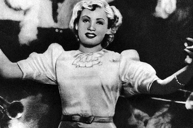 Народная артистка СССР Лидия Смирнова