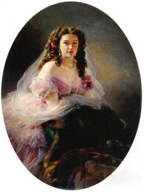 Скандальная красавица Варвара Римская-Корсакова