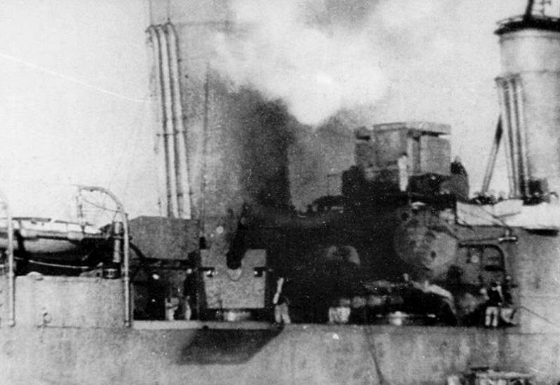 Морская слава России. Крейсер «Червона Украина»