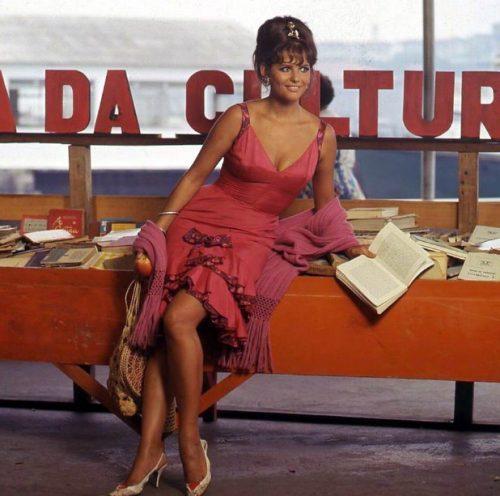 Клаудиа Кардинале: больше, чем богиня