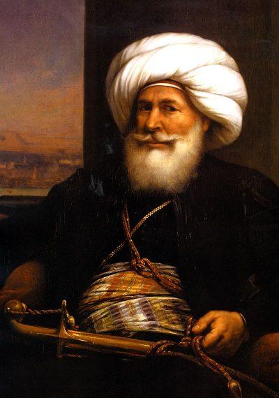 Египетский Петр I
