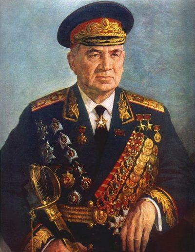 Полководцы России. Маршал Чуйков