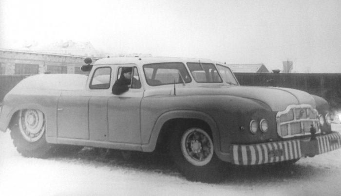 Чудеса советского автопрома