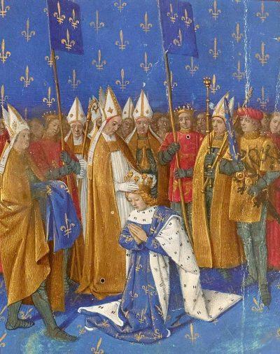 Филипп II: сын доброго короля