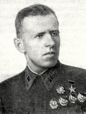 Этапы большого пути Героя Советского Союза Александра Семёнова