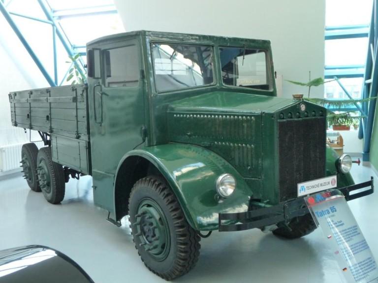 История марки Tatra