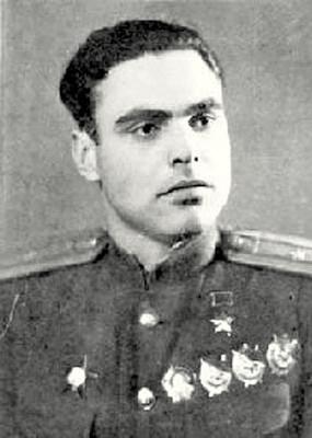 Сталинский сокол Аркадий Ковачевич