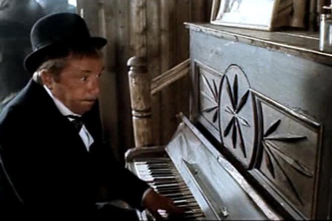 Золотой голос Трубадура в «Бременских музыкантах»