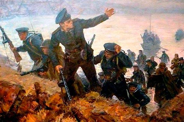 «Меч» в спину врагу: подвиг николаевского десанта