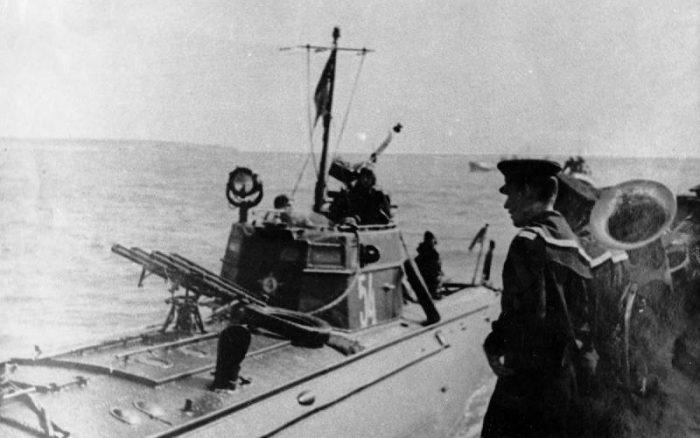 «Скумбрия». Забытый рыболовецкий «ракетоносец»